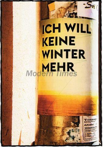 Ich Will Winter